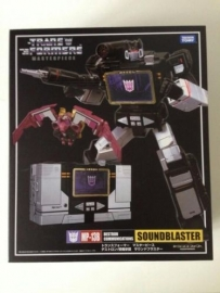 Transformers Masterpiece MP-13B Soundblaster & Ratbat