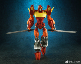 SXS R-04 Hot Flame