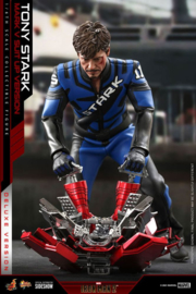 Iron Man 2 Movie Masterpiece AF 1/6 Tony Stark (Mark V Suit Up Version) Deluxe - Pre order