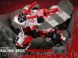 Iron Factory IF EX-26A Racing Bros Annihilator