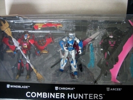 Hasbro SDCC Exclusive Hunter 3 pack