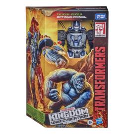 Hasbro WFC Kingdom Voyager Optimus Primal - Pre order