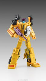 X-Transbots MX-16T Overheat [Young Version] - Pre order