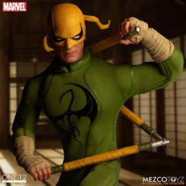 Mezco Marvel Action Figure 1/12 Iron Fist - Pre order