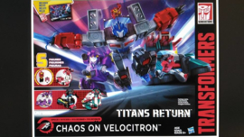 Titans Return Chaos on Velocitron set