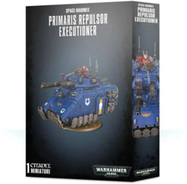Space Marines Primaris Repulsor Exectioner