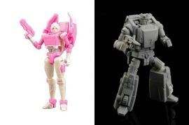 DX9 War in Pocket X14 Leah & X15 Toufold set of 2