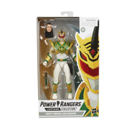 Power Rangers Lightning Collection Mighty Morphin Lord Drakkon