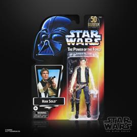 Star Wars Black Series Lucasfilm 50th Anniversary Han Solo
