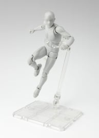 Tamashii Stage Figure Stand Act.4 for Humanoid Clear - Pre order