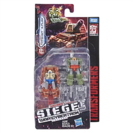Hasbro WFC Siege Micromasters Topshot