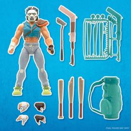 Super7 Teenage Mutant Ninja Turtles Ultimates Casey Jones - Pre order