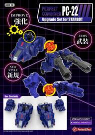 Perfect Effect PC-22 Upgrade POTP Starscream