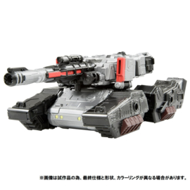 Takara Premium Finish WFC-02 Megatron - Pre order