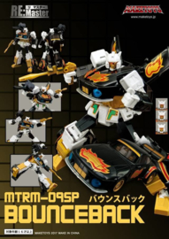 Maketoys  MTRM-09SP Bounceback