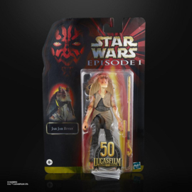 Star Wars Episode I Black Series Lucasfilm 50th Ann. AF 2021 Jar Jar Binks