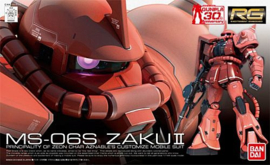 1/144 RG MS-06 Zaku II (Char Aznable's Custom)