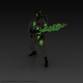 Ghostbusters Plasma Series AF 2021 Glow-in-the-Dark Winston Zeddemore - Pre order