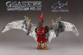 Giga Power HQ-05R Gaudenter [Red - Chrome Version]