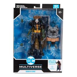 McFarlane Toys DC Multiverse Robin King [BAF Darkfather]