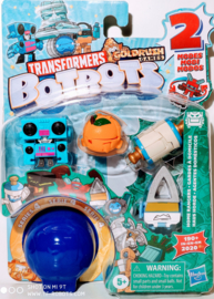 Hasbro Botbots Serie 4 Home Rangers Set of 5 [C]