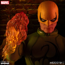 Mezco Marvel Action Figure 1/12 Iron Fist - Pre order