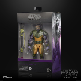 "Star Wars Black Series AF Garazeb ""Zeb"" Orrelios"