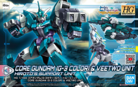 1/144 HGBD:R  Core Gundam [G-3 Color] Veetwo Unit