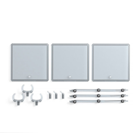 Goodsmilecompany The Simple Stand for Figures & Models 3-Pack - Pre order