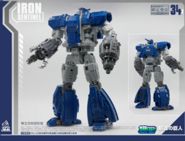 Mechfantoys MF-34I Iron Sentinel