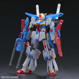 MG 1/100 ZZ Gundam Ver. Ka [Clear Color] - Pre order
