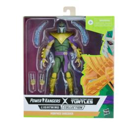 Hasbro Power Rangers LC X TMNT 2 Pack Morphed Shredder - Pre order