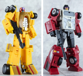MS Toys MS-B12 Pillage/ MS-B13 Contain