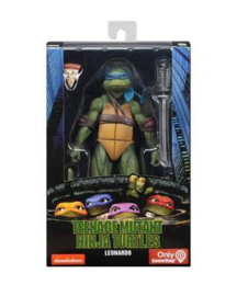 Neca Teenage Mutant Ninja Turtles Action Figure Leonardo