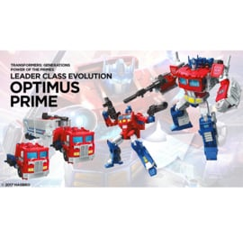 Hasbro PotP Wave 1 Leader Optimus Prime