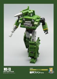 Mechfanstoys MS-13 Detective