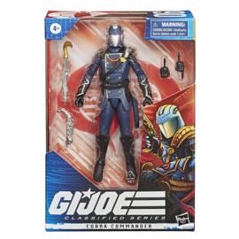 G.I. Joe Classified Series Cobra Commander - Pre order