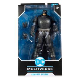 McFarlane Toys DC Multiverse AF Armored Batman (TDKR)