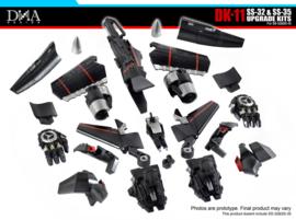 DNA DK-11 SS-32 &SS-35 Upgrade Kit