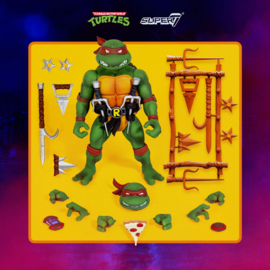 Super7 Teenage Mutant Ninja Turtles Ultimates Raphael