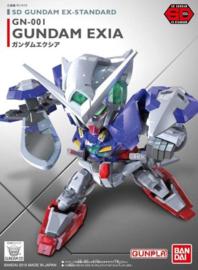 SD Ex-Std: GN-001 Exia Gundam