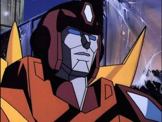 Rodimus Prime - Hot Rod *