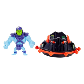Masters of the Universe Eternia Minis Vehicles Skeletor & Roton