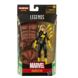 Marvel Legends Comic Series Darkstar [BAF Ursa Major]