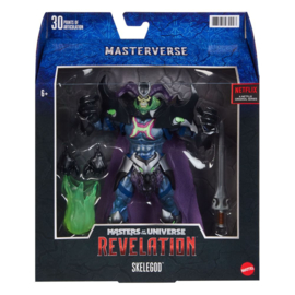 Masters of the Universe: Revelation Masterverse Skelegod - Pre order