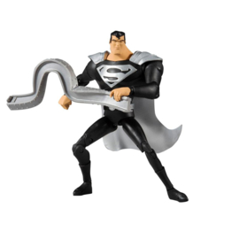 McFarlane Toys DC Multiverse Superman Black Suit (Superman:The Animated Series) - Pre order