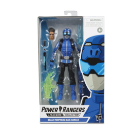 Power Rangers Lightning Collection Beast Morphers Blue Ranger