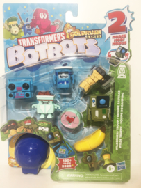 Hasbro BotBots  8-Packs Wilderness Troop  D