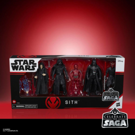 Star Wars Celebrate the Saga Action Figures 5-Pack Sith