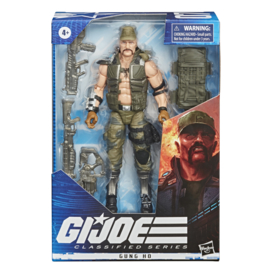 G.I. Joe Classified Series Gung Ho - Pre order